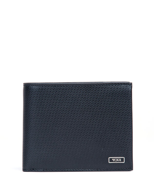 Monaco Global Wallet with Coin Pocket