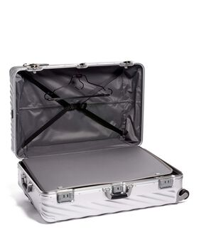 Valise tour du monde 19 Degree Aluminium