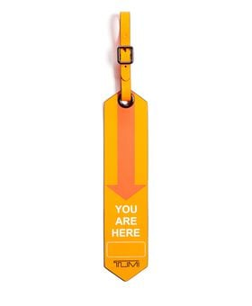 You Are Here Luggage Tag Travel Accessory