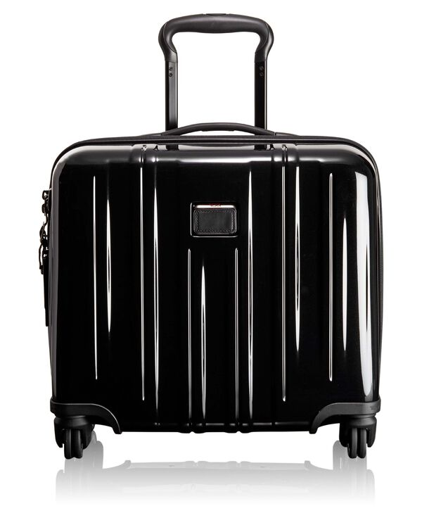 TUMI V3 Porte-documents compact cabine à 4 roues