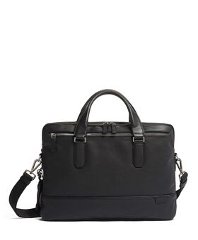 Porte-documents en cuir Slim Sycamore Harrison