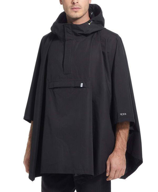 TUMIPAX Outerwear Unisex Rain Poncho S/M