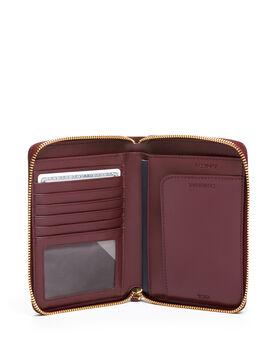 Porte-passeport zippé Belden