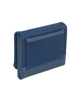 Porte-cartes à rabat Voyageur