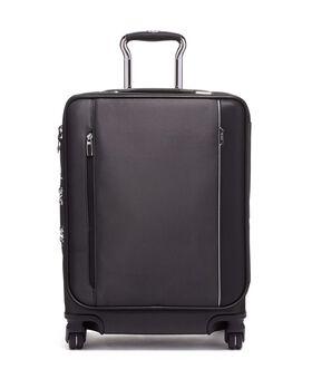Bagage à main slim à 4 roues et double accès pour voyage continental Arrivé