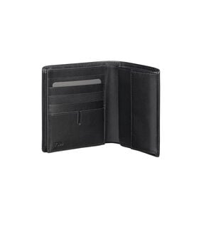 Global Vertical Flip Coin Wallet Nassau