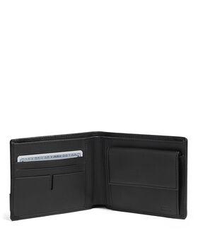 TUMI ID Lock™ Portefeuille avec porte-monnaie Global Alpha