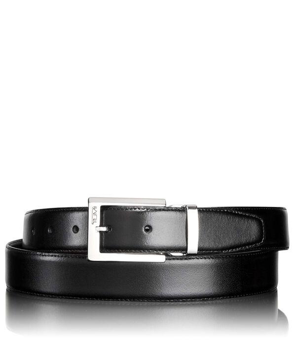 """Belts Polished Harness Reversible Belt 44"""""""