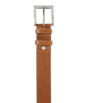 Double Keeper Leather Belt Belts
